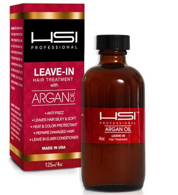 HSL Professional Argan Oil Leave-In Treatment